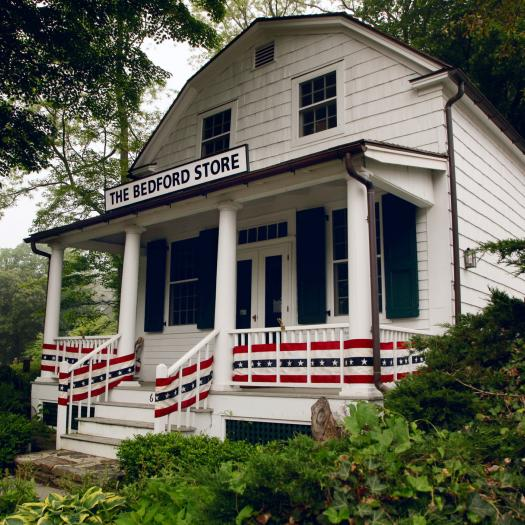 The Bedford Store, home of the Bedford Historical Society